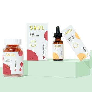 "Soul CBD (Use Code ""CHRISTINA"" for 20% Off!)"