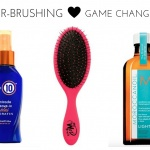 3 Products Changed My Hair-Brushing Game Forever