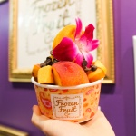 Newest Addiction: FroFru at Frozen Fruit Co