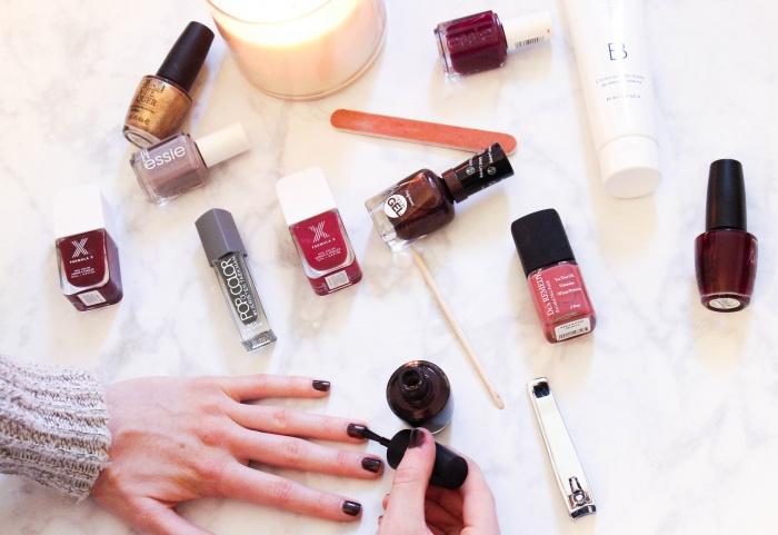 My Top 10 Fall Nail Polishes | Christina Rice Wellness