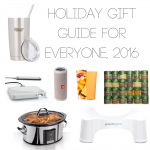 Holiday Gift Guide for EVERYONE, 2016