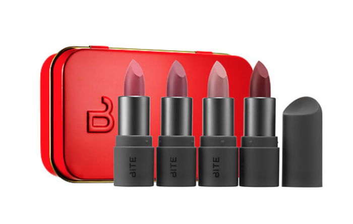 ... Perfect Bite Set: Who doesn't love getting new lippies?! I'm obsessed with this set… I bought it for myself. Bite Beauty makes my favorite lipsticks, ...