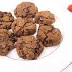 Paleo Chocolate Chai Cookies (Gluten-Free)