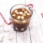 Healthy, Rich Spiced Hot Chocolate (Paleo / Vegan / GF)