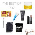 My 2016 Favorites