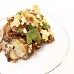 Paleo Eggplant Lasagna (w/ Vegan Option)