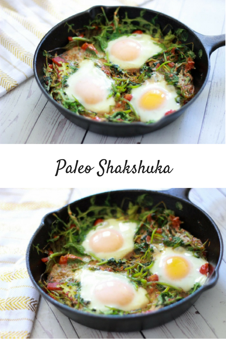 Paleo Shakshuka