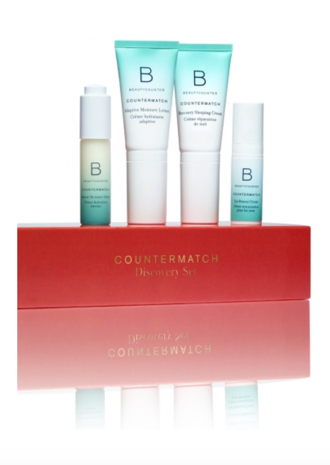 888c737332d1c Beautycounter Countermatch Discovery Set  This set is the perfect way to  transition someone into safer skincare! Countermatch is my go-to skincare  ...