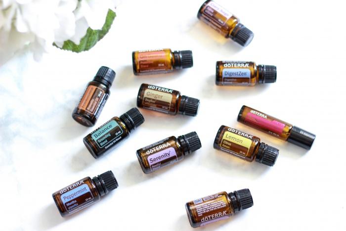 My Most-Used Essential Oils | Christina Rice Wellness