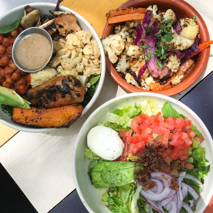 Healthy Eats in Austin, Texas