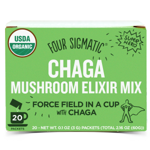 "Four Sigmatic Mushroom Elixirs (Use Code ""CTC"" for 10% off!)"