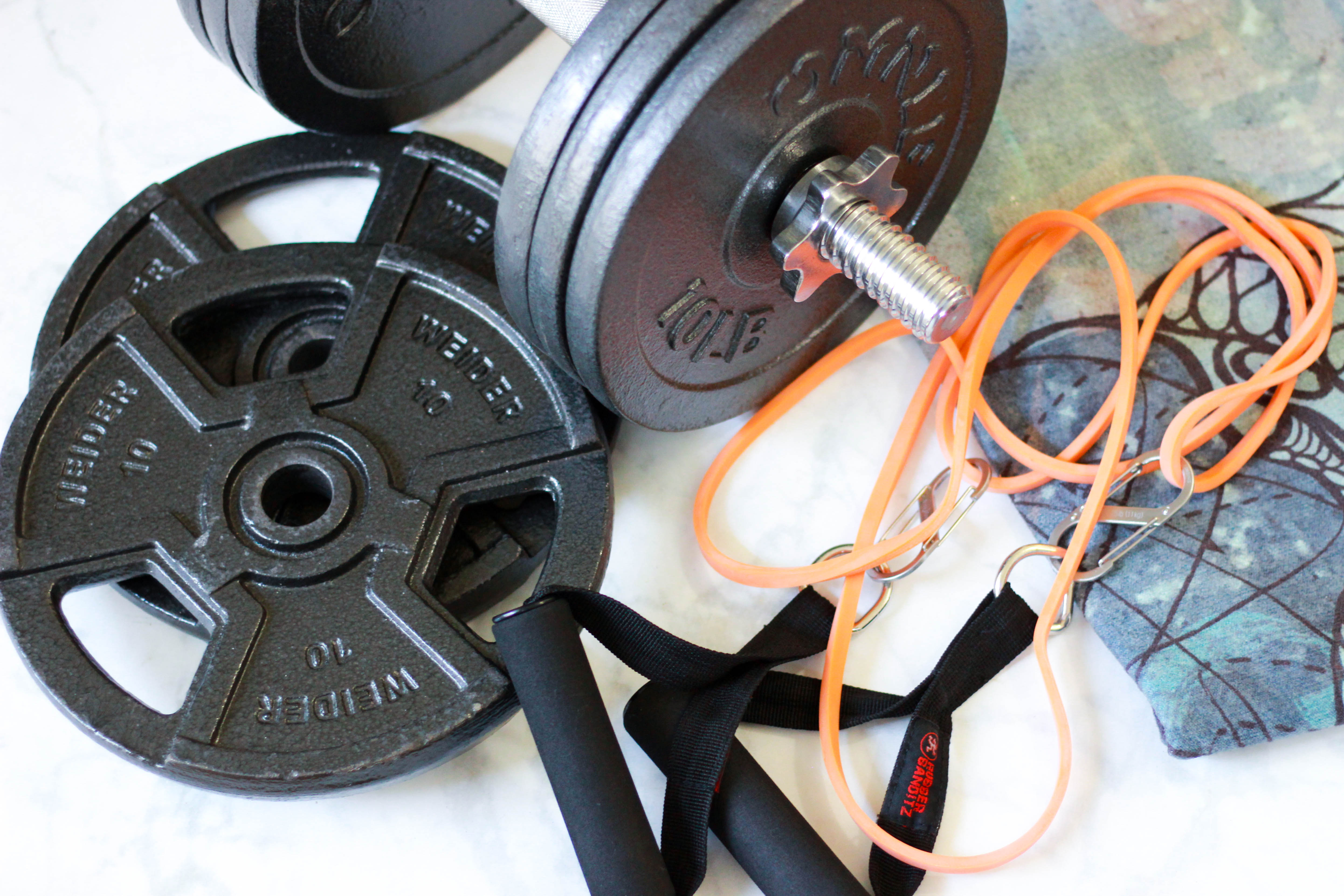 Benefits of Strength Training & How to do MAPS Anabolic with Dumbbells