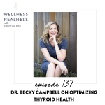 137: Dr. Becky Campbell on Optimizing Thyroid Health