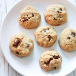 Classic Paleo Chocolate Chip Cookies
