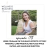 178: Jessie Coleman on the Health Effects of Toxic Personal Care Products, Red Flags While Dating, and Handling Rejection