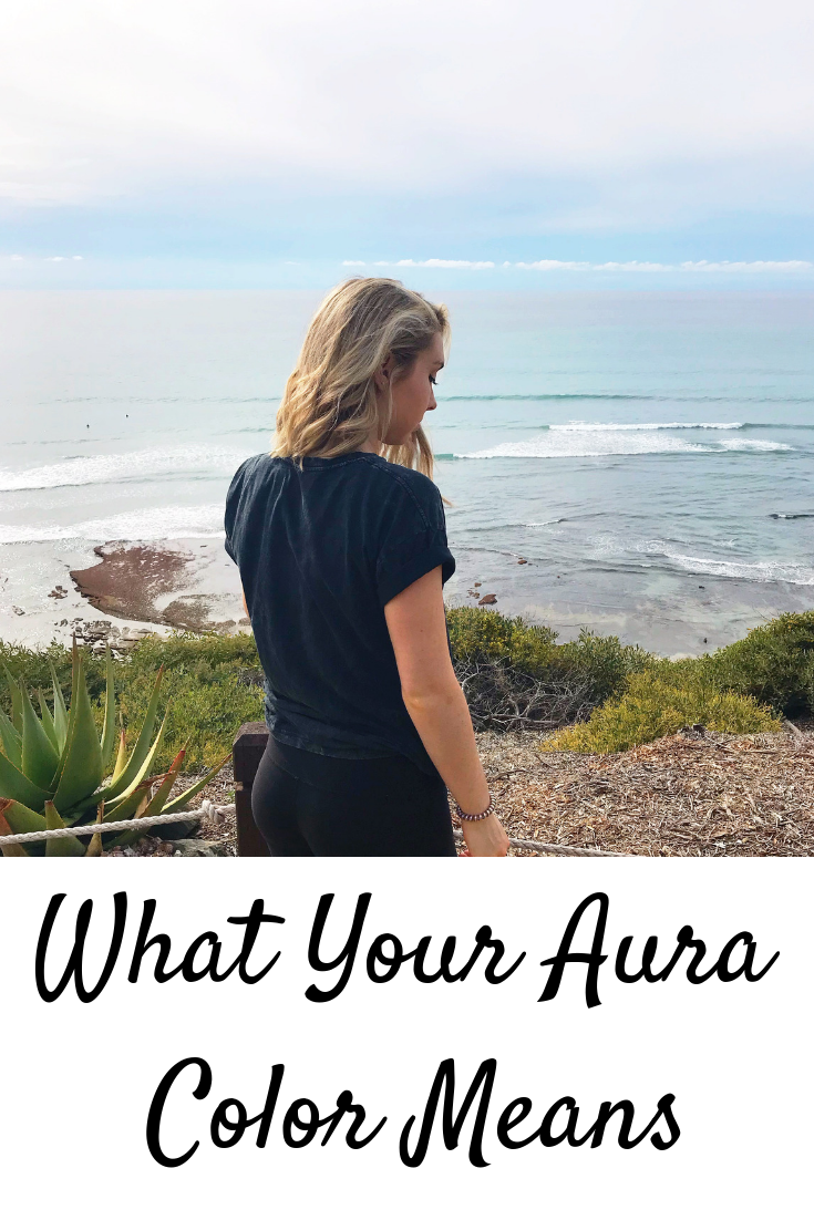 What Your Aura Color Means