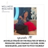 191: Michelle Strand on the Realities of Being a Producer, Open Company Culture, Work Boundaries, and How to Pitch Yourself