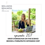 207: Kristi Storoschuk on the Science Behind a Therapeutic Ketogenic Diet