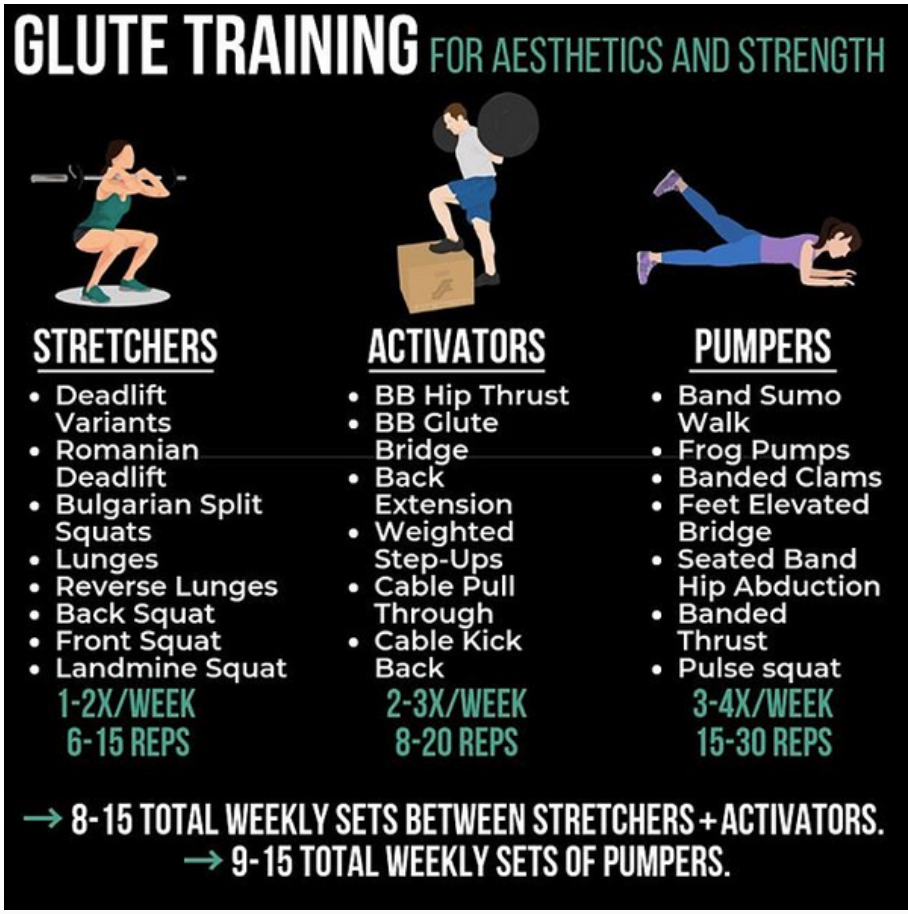 The Complete Guide To Building Your Backside (Glutes/Hamstrings/Back)