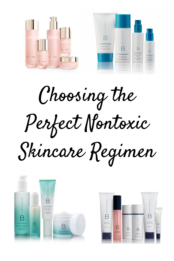 Choosing the Perfect Nontoxic Skincare Regimen