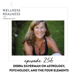 256: Debra Silverman on Astrology, Psychology, and the Four Elements