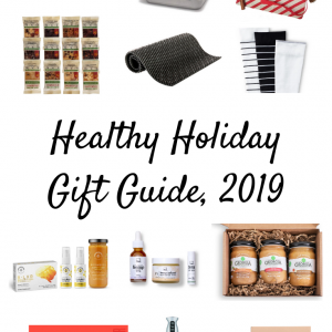 Healthy Holiday Gift Guide, 2019