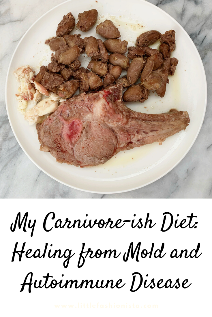 My Carnivore-ish Diet: Healing from Mold and Autoimmune Disease