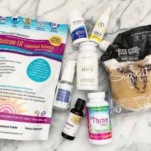 My Most-Used Immune-Boosting Natural Supplements