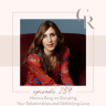 289: Monica Berg on Elevating Your Relationships and Rethinking Love