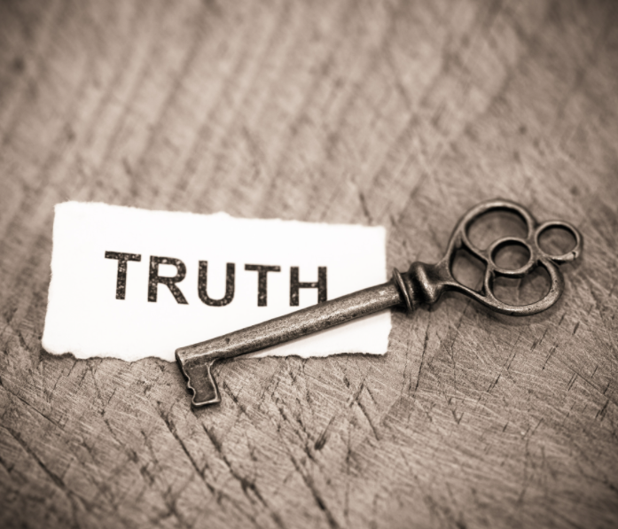 How to Tune Into the Frequency of Truth