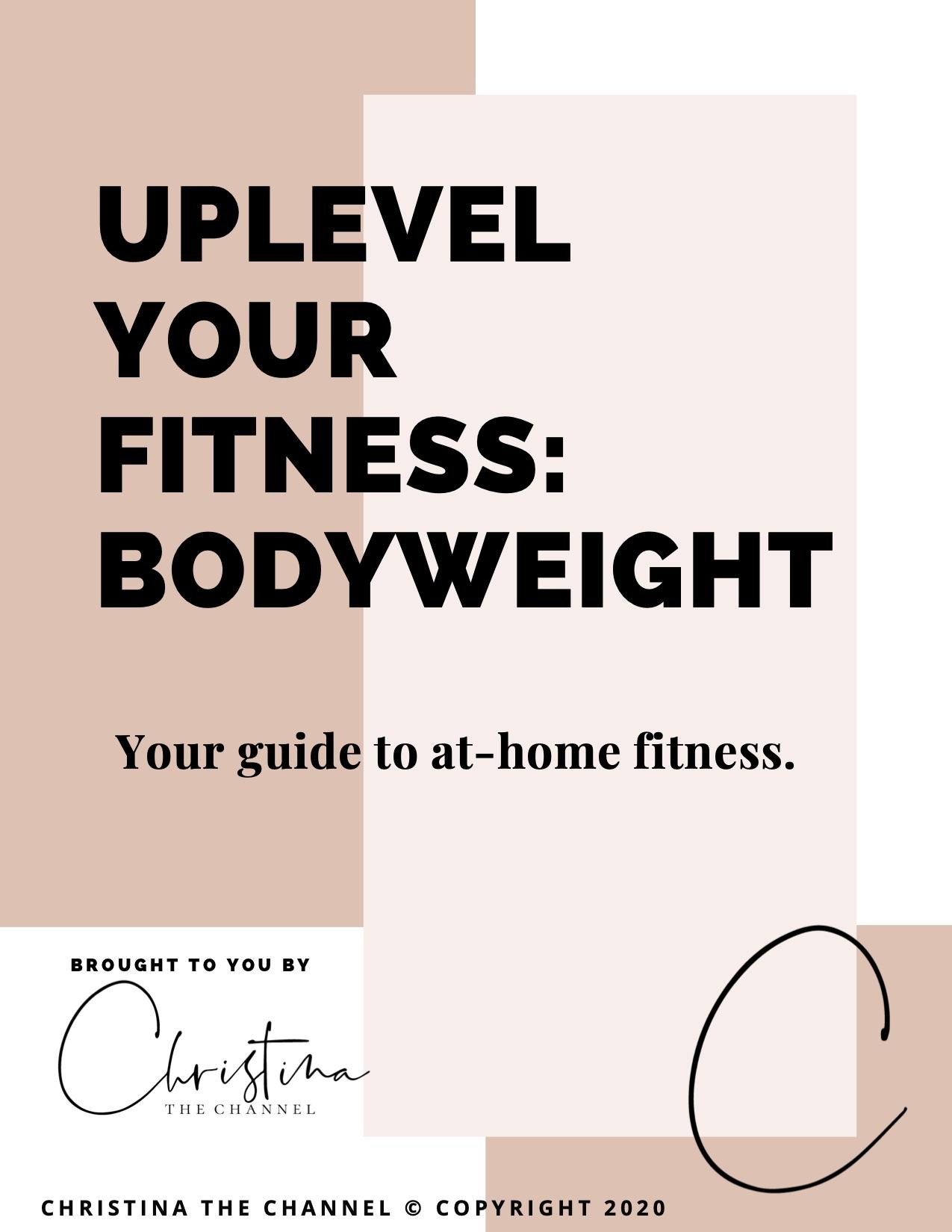 UPLEVEL Fitness - Bodyweight