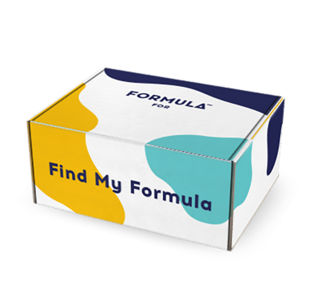"Find My Formula (use code ""CTC"" for 15% off your first box!)"